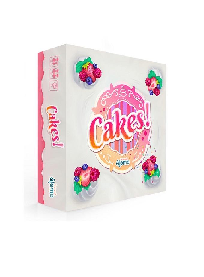 Cakes Saltimbanquikids