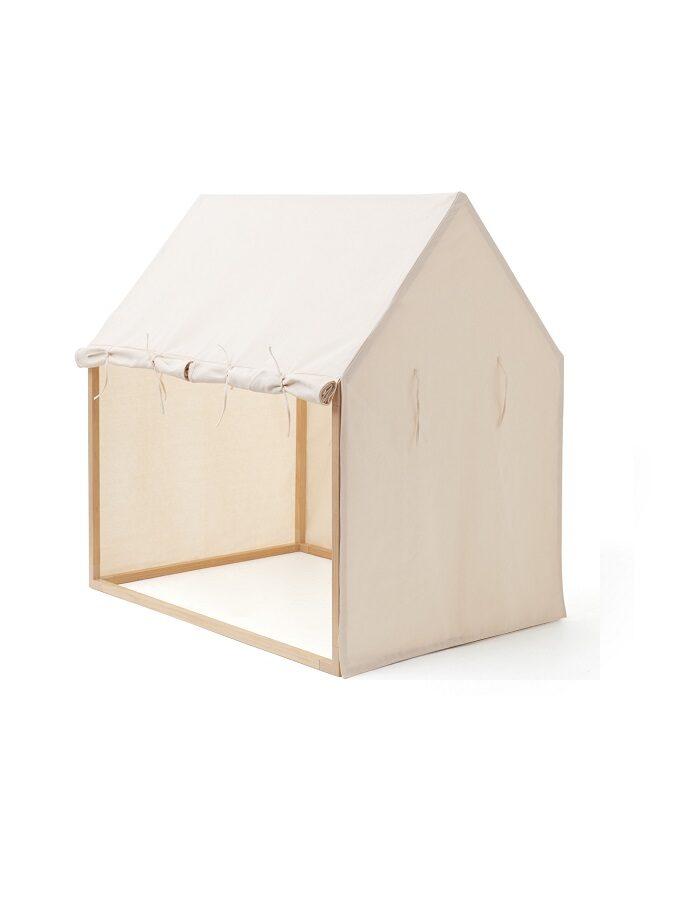 Casa de tela de algodón y madera Kids Concept Saltimbanquikids