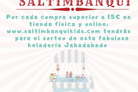 sorteo 10 aniversario Saltimbanquikids