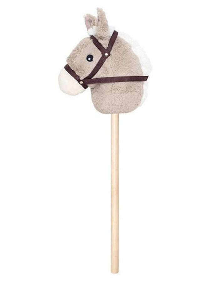Caballito con palo juguete Jabadabadoo Saltimanquikids